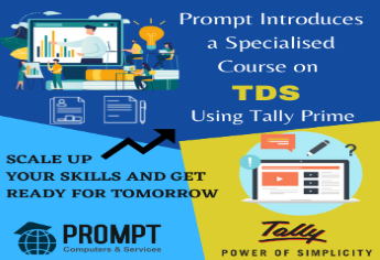 Specialized TDS Course in Tally Prime