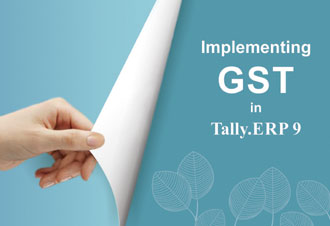 Tally.ERP9 with Advanced GST