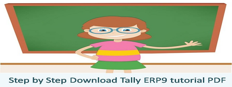 tally erp 9 gst notes pdf download